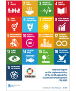 National report on the implementation of the 2030 Agenda for Sustainable Development. FINLAND
