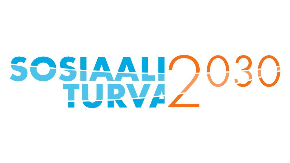 Sosiaaliturva 2030 -logo