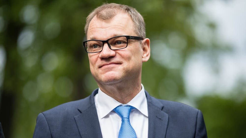 Prime Minister Sipilä: EU must look to the future